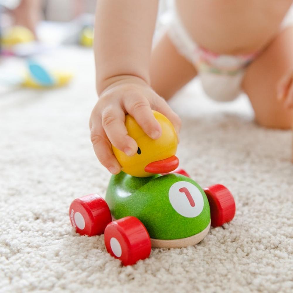 התפתחות המשחק אצל תינוקות וחשיבותו