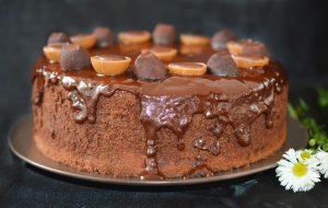 עוגת שוקולד אלוהית, רכה ונימוחה