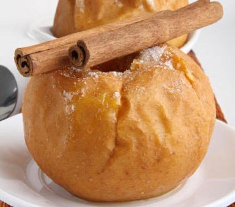 מתכון ניצחון לתינוקות: תפוח אפוי עם דלעת