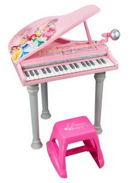פסנתר כנף נסיכות ורוד-דיסני