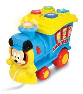רכבת מוסיקלית דיסני מיקי