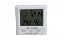 מד טמפרטורה ולחות לחדר התינוק
