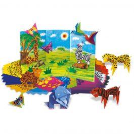 חיות אוריגמי גן החיות