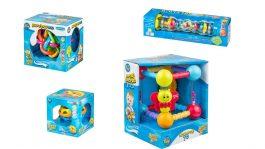 חבילת צעצועי התפתחות לגיל 3 חודשים ומעלה