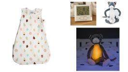 חבילת בנדל לשינה בטוחה לתינוק 3 ב-1 לעונת החורף